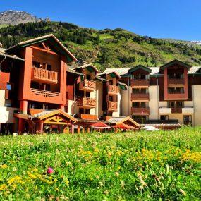 Village Club Miléade Val Cenis en été
