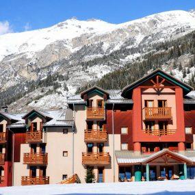 Village Club Miléade Val Cenis en hiver