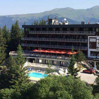 Village Club Miléade Courchevel en été