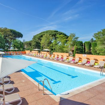 activités piscine Issambres